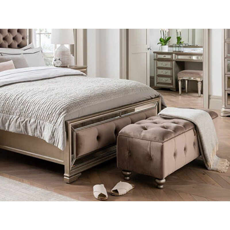 Jessica Storage Ottoman from Upstairs Downstairs Furniture in Lisburn, Enniskillen and Monaghan, Ireland