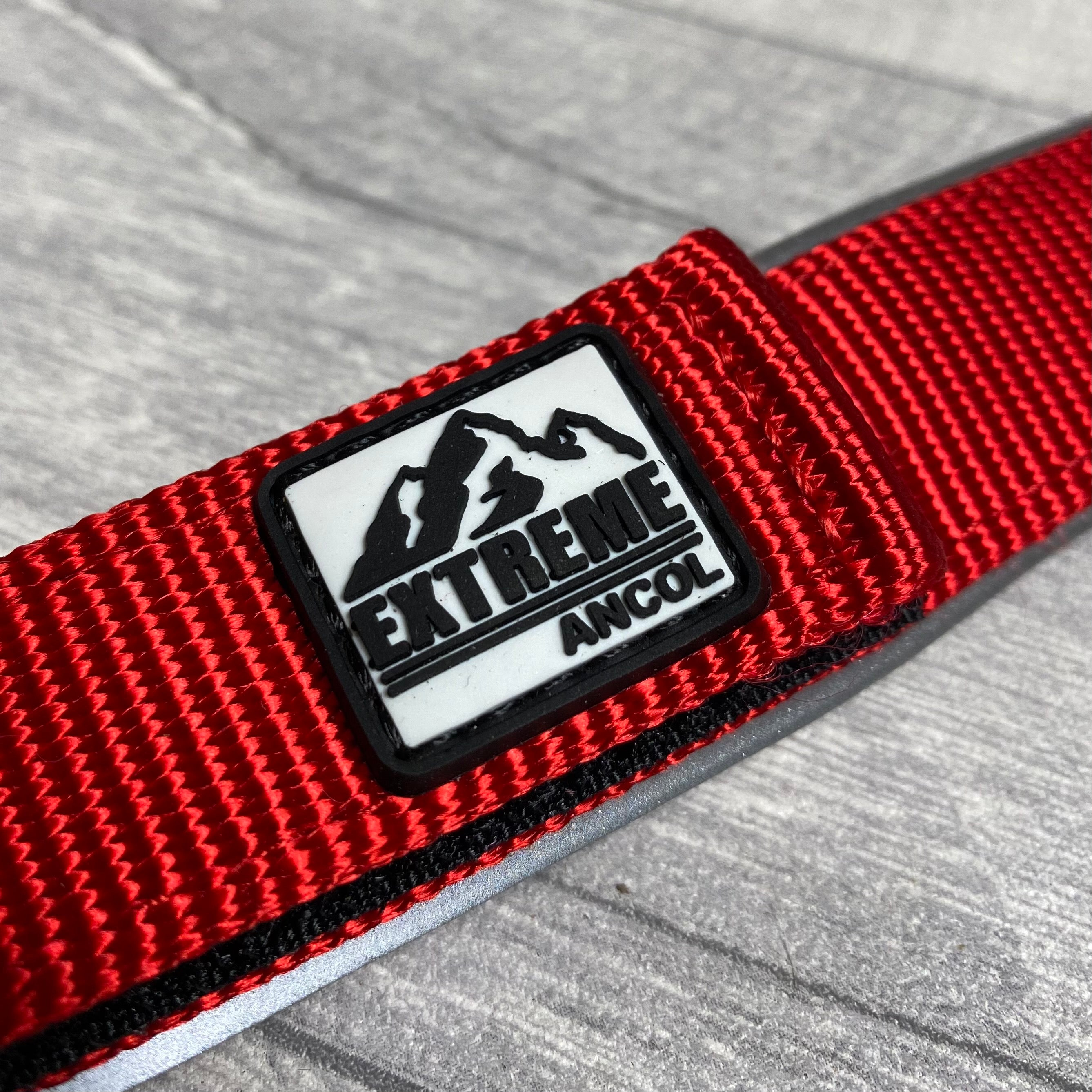 Ancol Extreme Collar Red