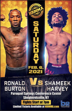 Load image into Gallery viewer, HRMMA 117 PPV - Shepherdsville, KY Feb 6th