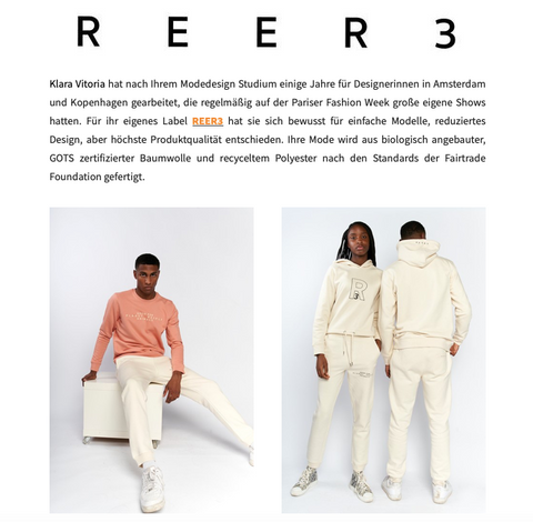 Newsletter FASHION COUNCIL GERMANY