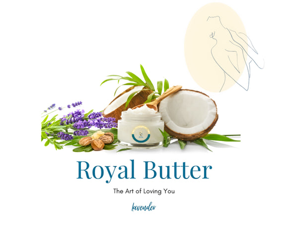 Calming Lavender Body Butter