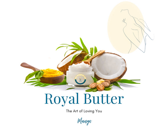 Detoxifying Mango Body Butter
