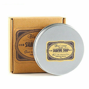 Men's Solid Shaving Cream Soap 100g - Monsieur Solide