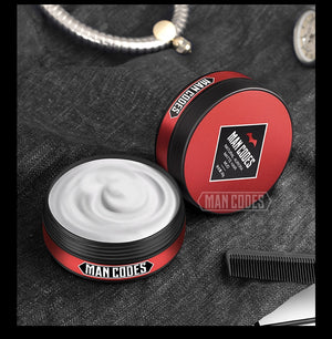 MANCODES Matte Finish Hair Styling Clay - Monsieur Solide