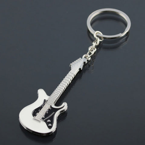 Universal 1 PC Guitar Keychain Buckle Key
