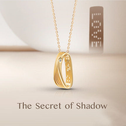 The Secret of Shadow Dunes Necklace | LOVE