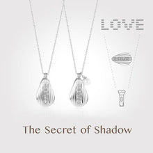 Load image into Gallery viewer, The Secret of Shadow Shell Necklace | Personalized