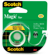 Load image into Gallery viewer, Scotch Magic Tape