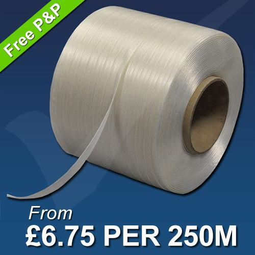 Baling Tape 9mm, with Free Delivery