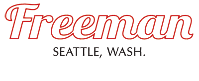 Freeman makes rain coats and other staple items in our hometown, Seattle WA. At our brick and mortar shop we sell high quality menswear and accessories such as denim, tee shirts, bags, grooming and more.