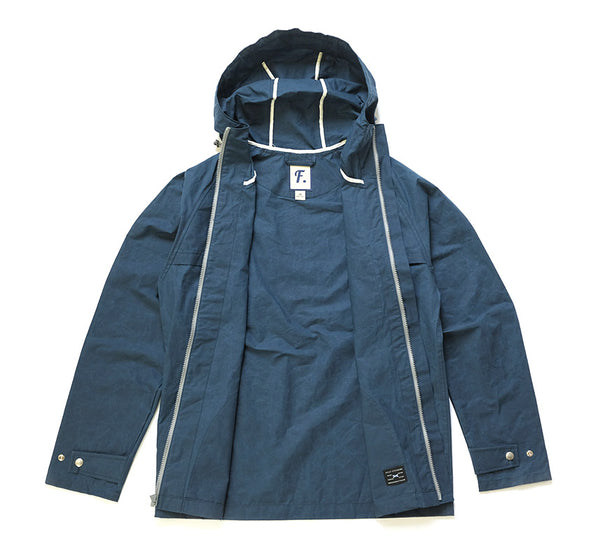 F.C.O. Jacket - Midnight Blue