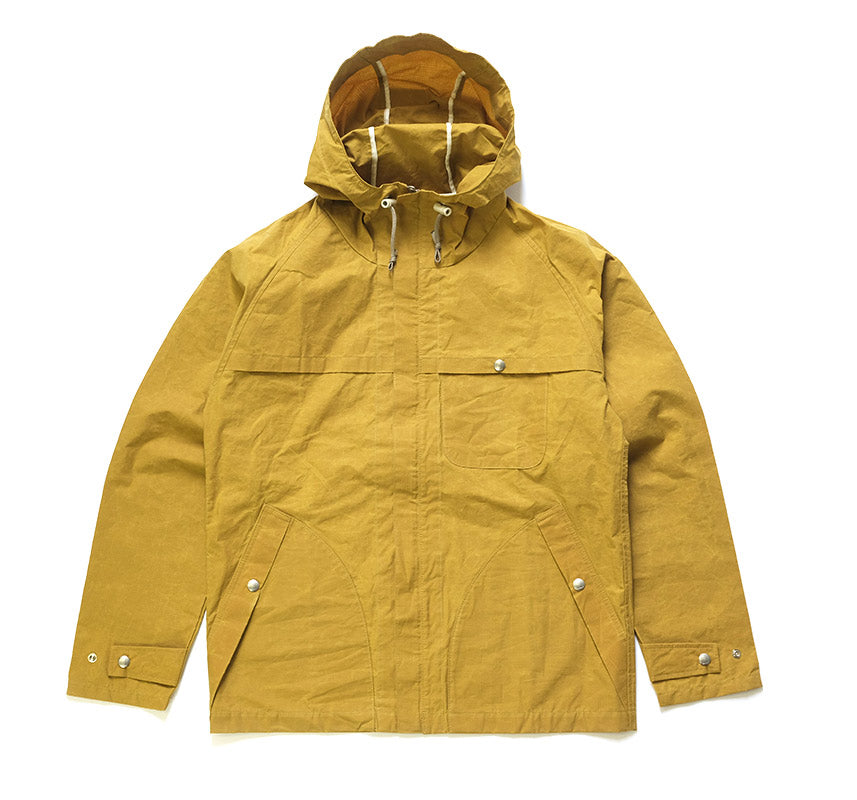 F.C.O. Jacket – Old Gold