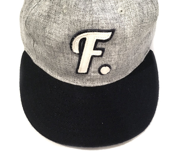 Freeman Wool Cap - Grey Wool