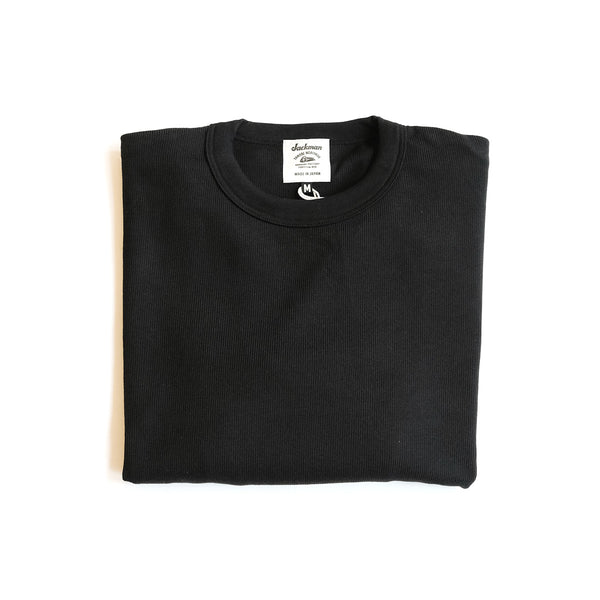 Knit Crewneck - Black - Large
