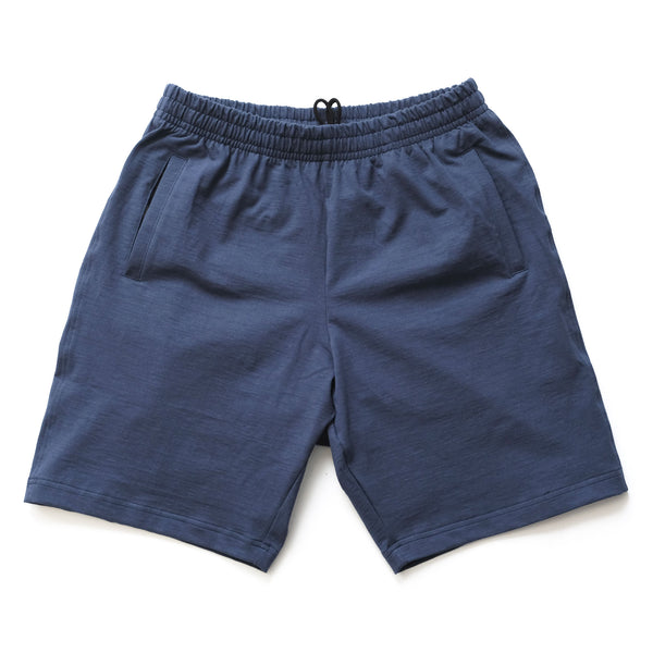 Stretch Shorts - Navy - Small