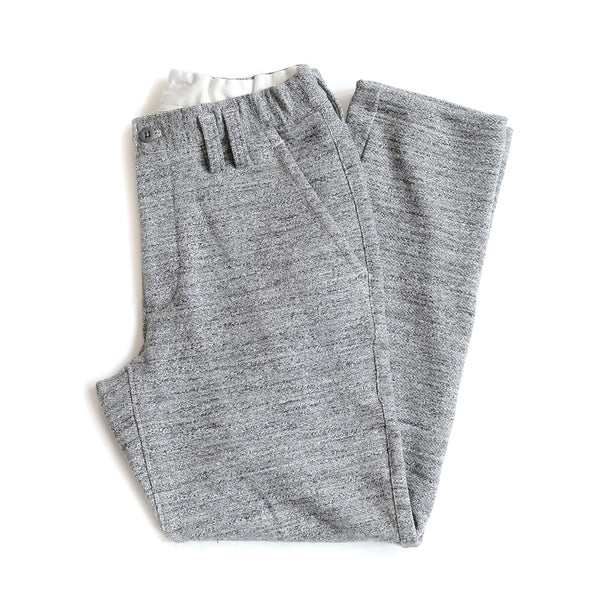 Knit Trousers - Charcoal