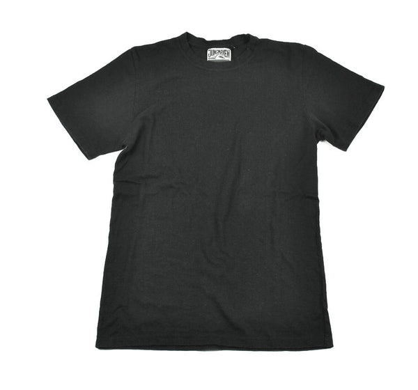 Baja 7oz Hemp Tee -Washed Black