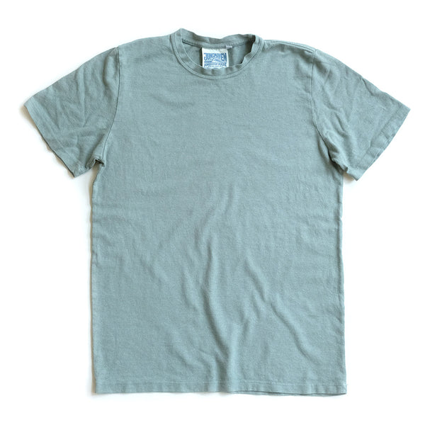 Baja Hemp Tee - Clay Green