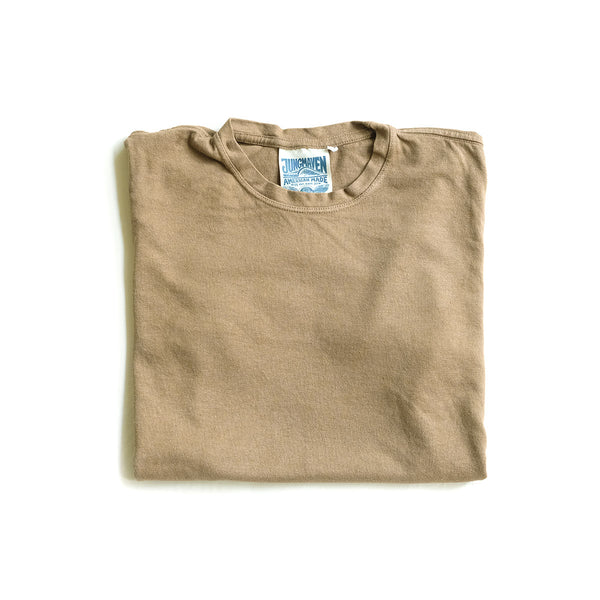 Jung Hemp Tee - Coyote