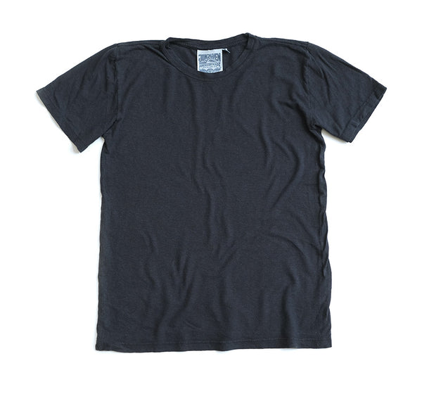 Jung Hemp Tee - Black