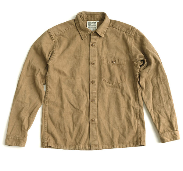 Topanga Shirt - Coyote