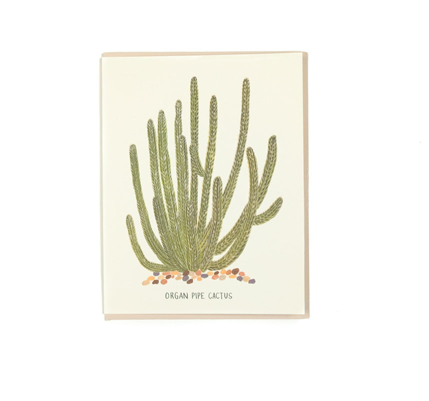 Organ Pipe Cactus - Any Occasion Card