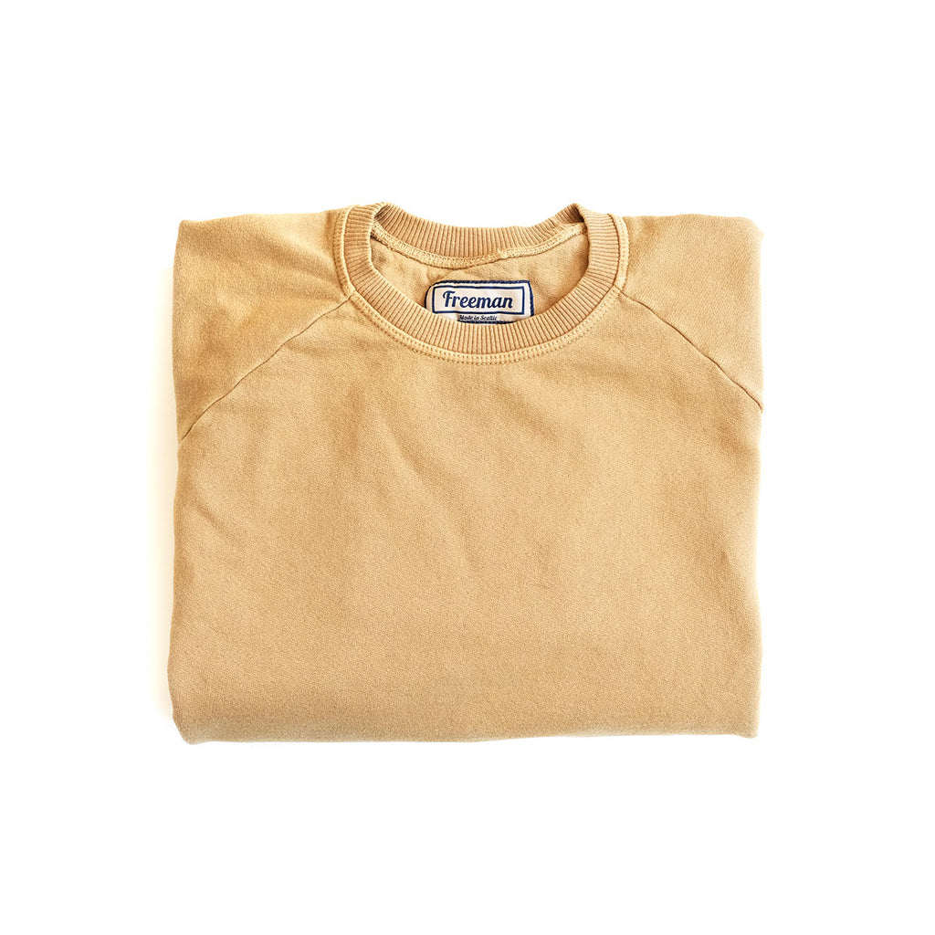 Pigment Dyed Puget Crew - Desert