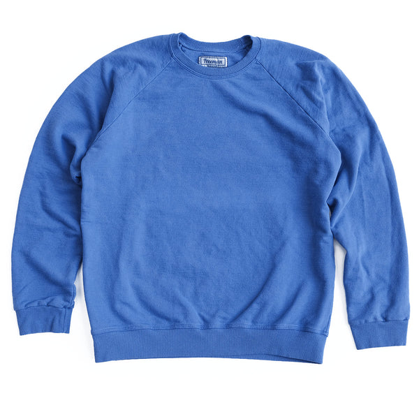 Pigment Dyed Puget Crew - Dusk
