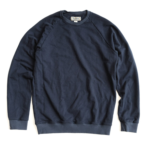 Puget Crew - Navy French Terry