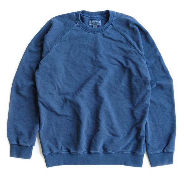 Pigment Dyed Puget Crew - Pacific