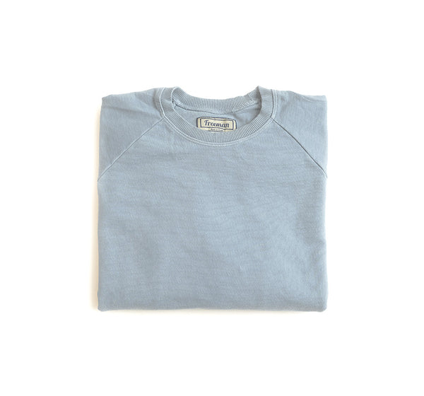 Pigment Dyed Puget Crew - Mineral