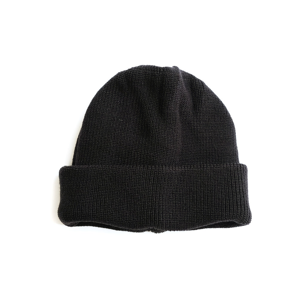 Bulky Watch Cap - Black