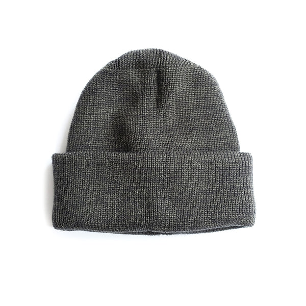 Bulky Watch Cap - Charcoal