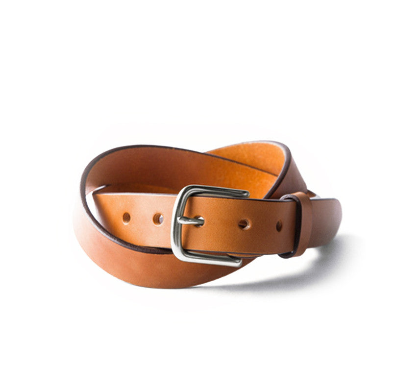 Classic Belt - Saddle Tan