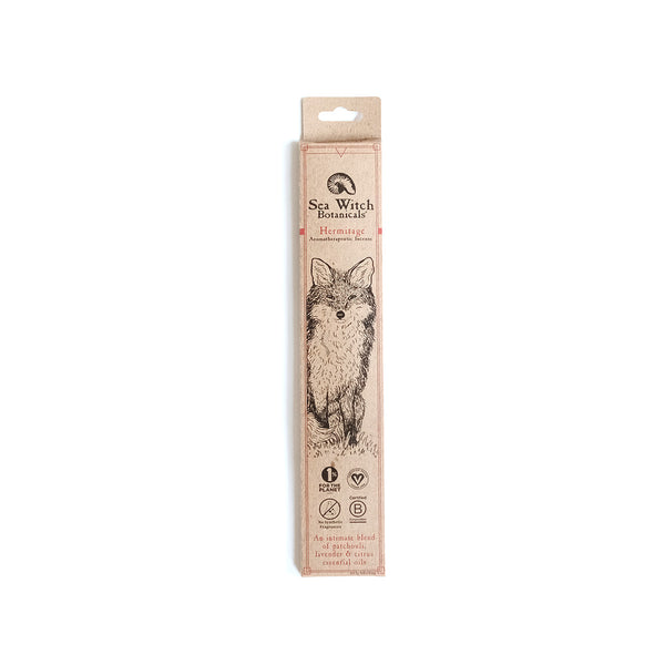 Sea Witch Botanicals Incense Pack - Hermitage