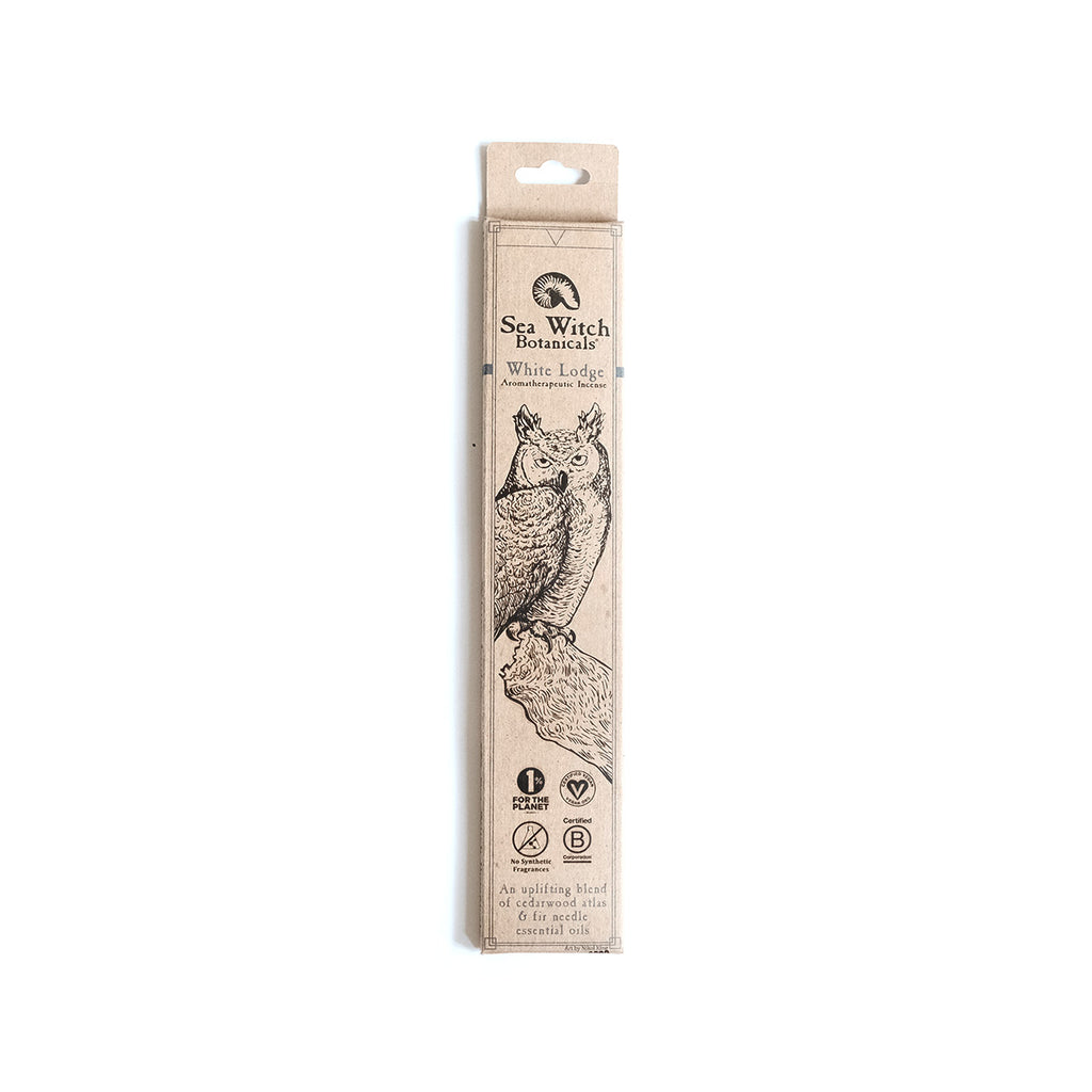 Sea Witch Botanicals Incense Pack - White Lodge