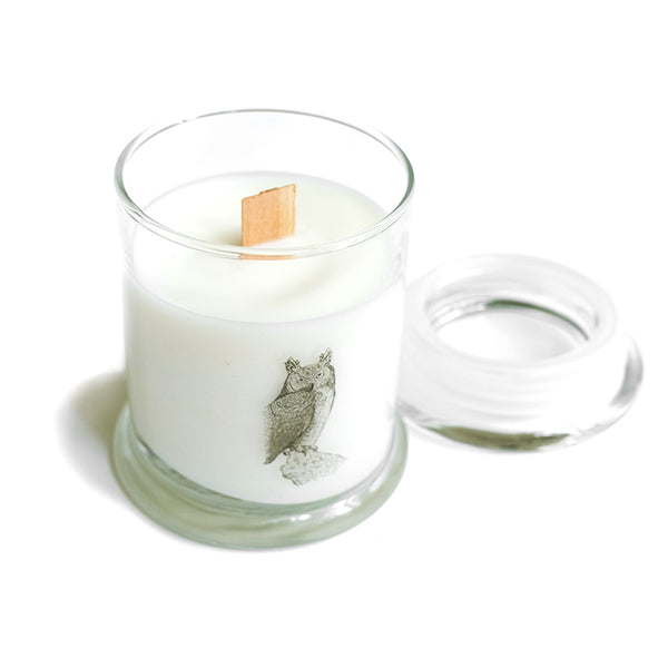 White Lodge 8 oz. Candle