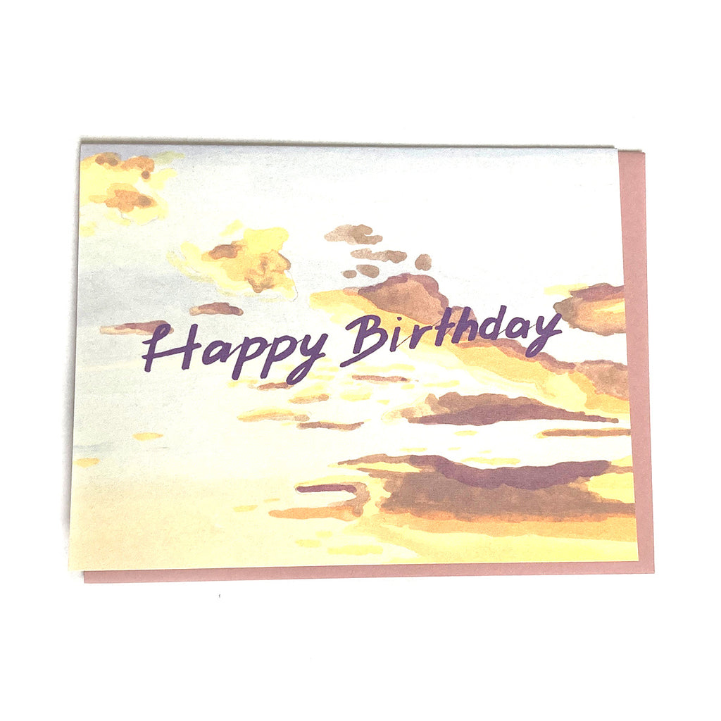 Daybreak - Birthday Card