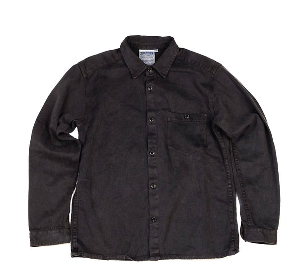 Topanga Shirt - Washed Black