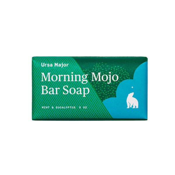 Morning Mojo Bar Soap