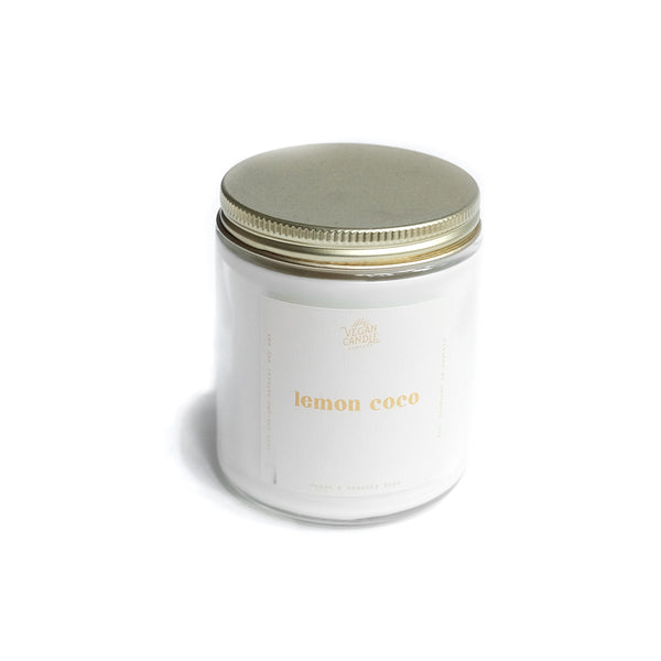 Lemon Coco 9 oz. Candle