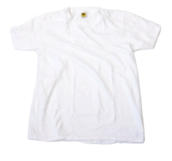 Rolled Tee - White
