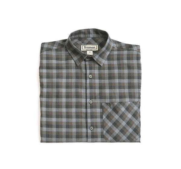 Weathervane Shirt – Shadow Check