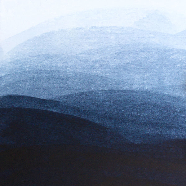 Indigo Magnetised Watercolour half pan