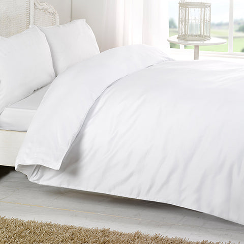 Cot Bed Fitted Sheet (200 Thread Count Egyptian Cotton Percale)