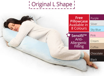Original L-Shaped Pregnancy Pillow