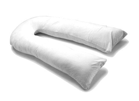 Classic U-Shaped Pregnancy Pillow - SnuggleUp - 1
