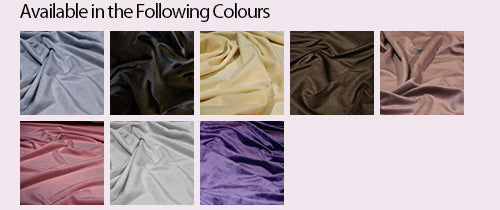 pillowcase available in 7 colours