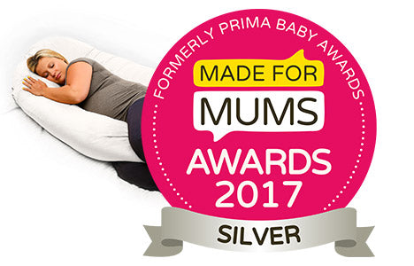 Made for Mums Silver Award