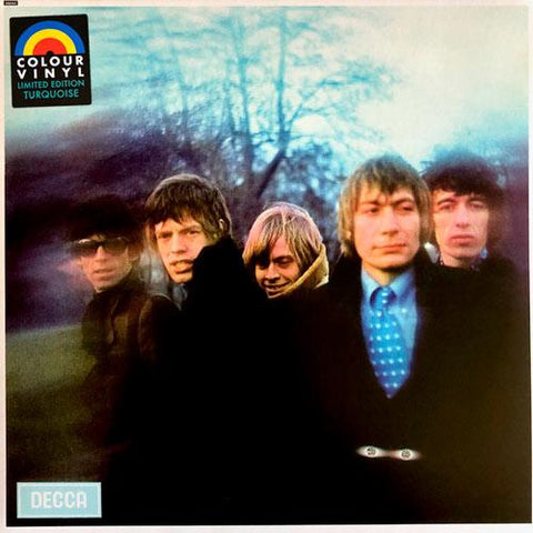 THE ROLLING STONES — BETWEEN THE BUTTONS (VINILO TURQUESA)